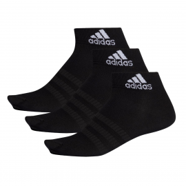 Calcetines adidas Light Ank 3pk negro