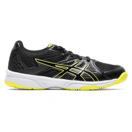 Zapatillas voley Asics Upcourt 3 GS negro/amarillo junior