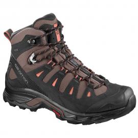 Botas trekking Salomon Quest Prime GTX W  marrón/gris mujer