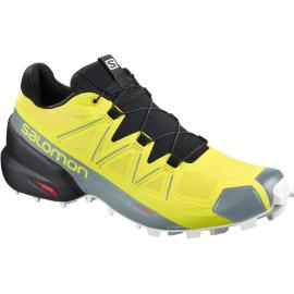 Zapatillas trail  Salomon SpeedCross 5 amarillo hombre