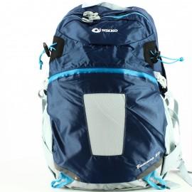 Mochila montaña Nikko Basecamp 25 litros azul