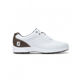 Zapato golf Footjoy ARC SL blanco/marron