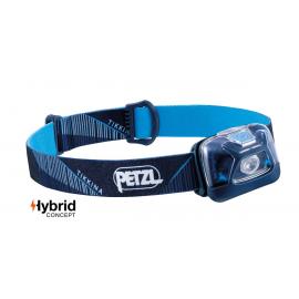 Frontal Petzl Tikkina 250 lúmenes azul