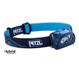 Frontal Petzl Actik 350 lúmenes azul