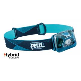Frontal Petzl Tikka 300 lúmenes azul