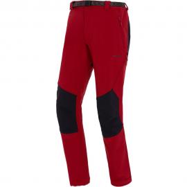 Pantalon montaña Trango Rovek DV rojo hombre
