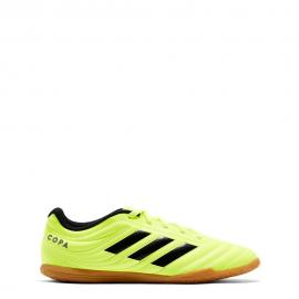 Zapatillas fútbol sala adidas Copa 19.4 IN amarillo fluor