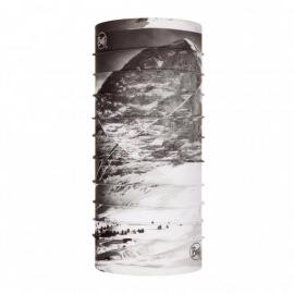 Cuello tubular Buff Mountain Collection Jungfrau gris unisex