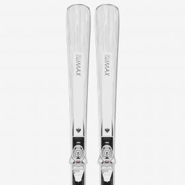 Pack esquí Salomon E S/Max W 6 + L10 Gw L80