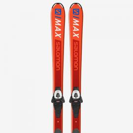 Pack esquí Salomon L S/Max Jr M + L6 Gw J2 80