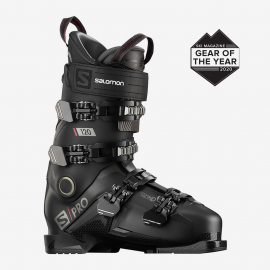 Botas esquí Salomon S/Pro 120 negro  hombre