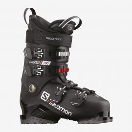 Botas esquí Salomon X Access 100 negro hombre