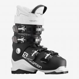 Botas esquí Salomon X Access 70 W negro mujer