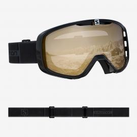 Mascara esquí Salomon Aksium Access negro unisex