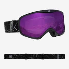 Mascara esquí Salomon Sense negro mujer