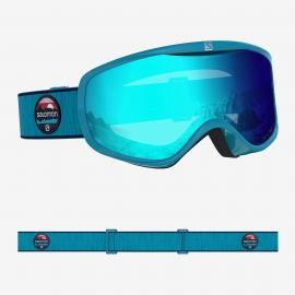 Mascara esquí Salomon Sense azul  mujer