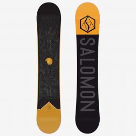 Pack snow Salomon Sight + Rhythm saffran hombre
