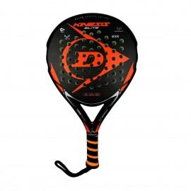 Pala padel Dunlop Kinesis Elite naranja