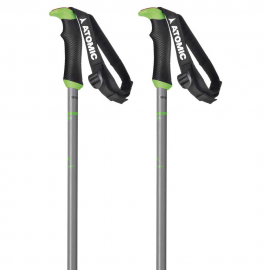 Bastones esquí Atomic Amt Sqs gris verde unisex