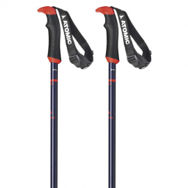 Bastones esquí Atomic Amt Sqs rojo azul  unisex