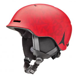 Casco esquí Atomic Mentor Jr rojo  junior