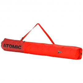 Funda esquís Atomic Ski Sleeve rojo