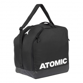 Bolsa Atomic Boot & Helmet negro blanco