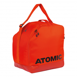 Bolsa Atomic Boot & Helmet rojo