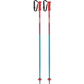 Bastones esquí Leki Rider rojo junior