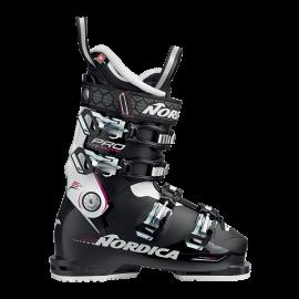 Botas esquí Nordica Pro Machine 85 W negro blanco mujer