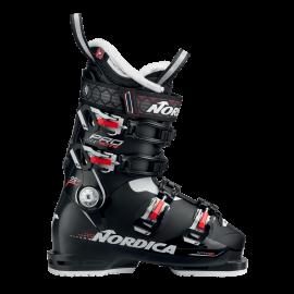 Botas esquí Nordica Pro Machine 95 W negro  mujer talla 26.0