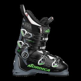 Botas esquí Nordica Speedmachine 110 negro verde hombre