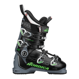 Botas esquí Nordica Speedmachine110 negro  hombre talla 26.0