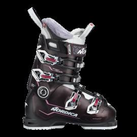 Botas esquí Nordica Speedmachine 95 W negro purpura mujer