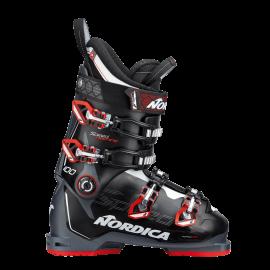 Botas esquí Nordica Speedmachine 100 negro hombre