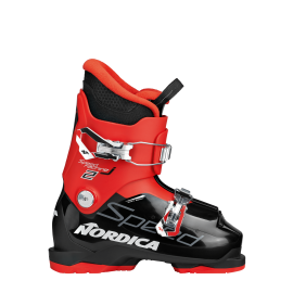 Botas esquí Nordica Speedmachine J 2  negro junior