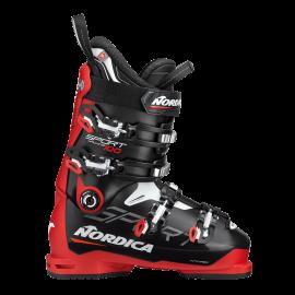 Botas esquí Nordica Sportmachine 100 negro hombre