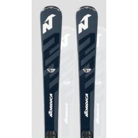 Pack esquí Nordica Gt 76 Ca  Fdt + Tp 2 Compact 10fdt