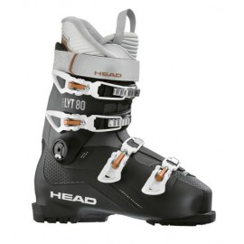 Botas esquí Head Edge Lyt 80 W negro mujer talla 23.0