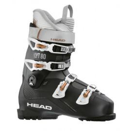 Botas esquí Head Edge Lyt 80 W negro mujer
