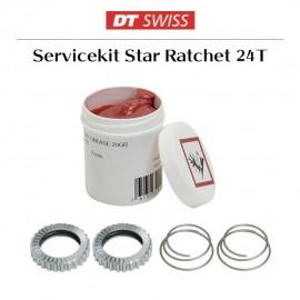 Dt Swiss Service Kit hubs H240/240S/FR/440 HWTXX00NSKTFS