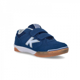 Zapatillas fútbol sala Kelme Precision Kids V royal niño