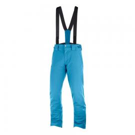 Pantalón esqui Salomon Stormseason regular azul claro hombre