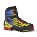 Botas alpinismo Boreal Triglav negra/amarilla hombre
