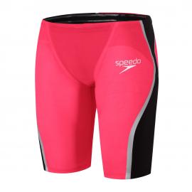 Bañador competición Speedo LZR Pure Intent rosa/negro hombre