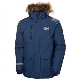 Abrigo Helly Hansen Svalbard Parka azul hombre