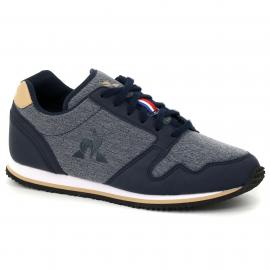 Zapatillas Le Coq Sportif Jazy GS Denim azul/gris junior