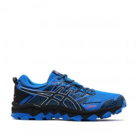Zapatillas trail Asics Fuji Trabuco 7 GTX azul/negro hombre