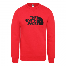 Sudadera The North Face Drew Peak rojo hombre