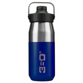 Botella 360º Degree Aislado boca SIP 750ml azul